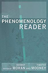 The Phenomenology Reader Book Cover