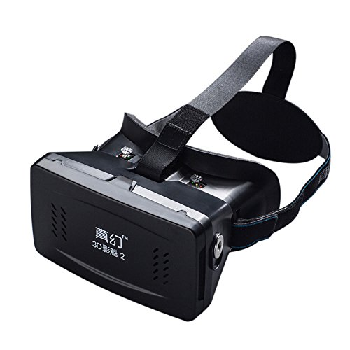 Andoer® Head-Mounted Portable Google Cartone 3D...