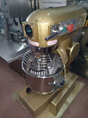 EISEN BATIDORA AMASADORA 10 litros Industrial Profesional para HOSTELERIA (10 litros)
