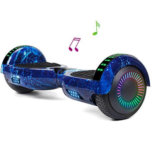 JOLEGE Self Balancing Hoverboard, 6.5' Hoverboards...