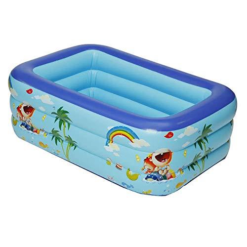 DOOS, Piscina inflable Piscina para niños al aire libre Piscina para niños Bañera para niños