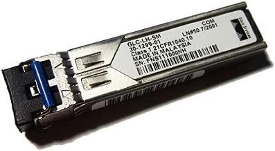 Cisco GLC-LH-SM 1000BASE-LX/LH SFP Transceiver Module