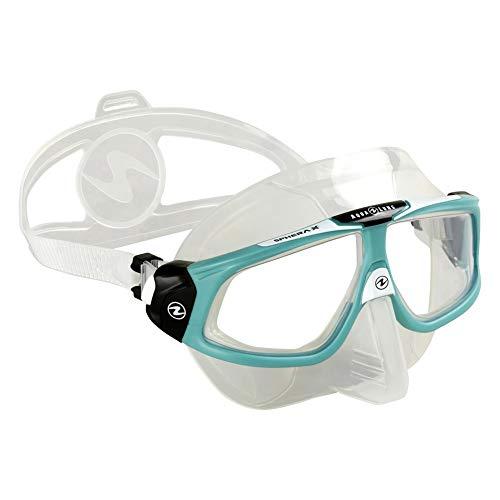 AQUALUNG Sphera X Mask - Clear/Glacier