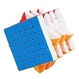 LDLD Speed Cube 7X7 Stickerless Turning Smooth 3D Puzzles Denksport Spielzeug Geschenk