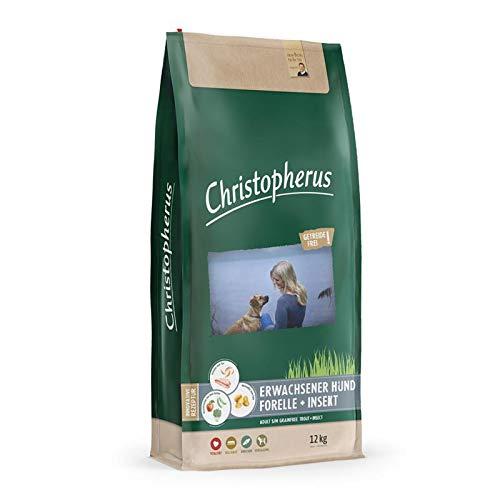 Christopherus Getreidefrei Forelle & Insekt 12kg