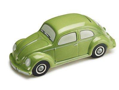Volkswagen 111087709 Spardose Käfer Erbswurstgrün