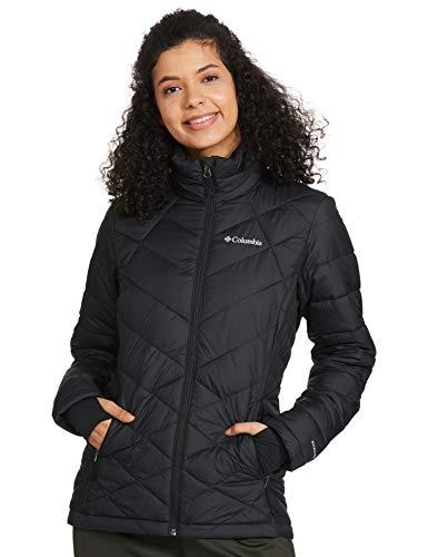 Columbia Women's Heavenly Jacket, Black, Small