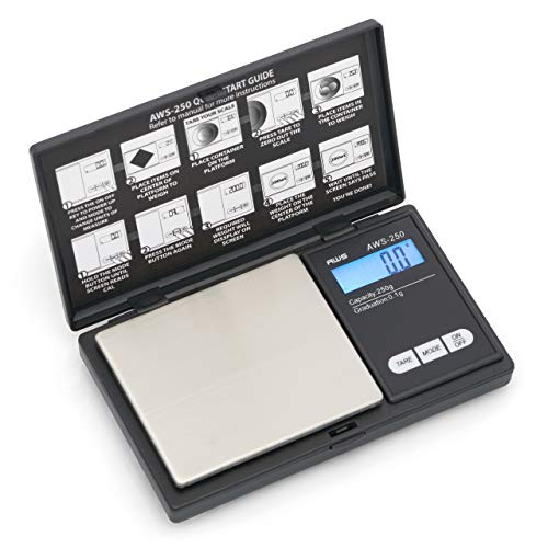 American Weigh Scales Signature Series Digital Precision Pocket Weight...