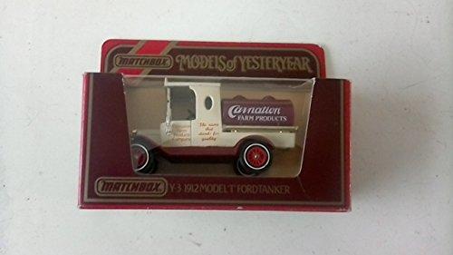 Matchbox Models of Yesteryear 1919 Camionnette Walker Electric Van 1//38 Diecast Y-29
