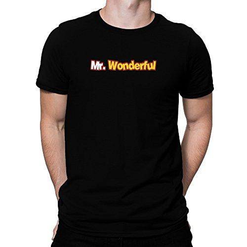 Teeburon Mr Wonderful Camiseta
