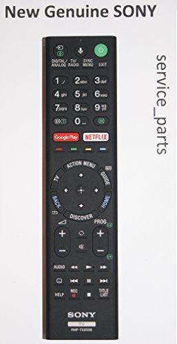 Nuovo Originale sony Telecomando TV RMF-TX200E Voce Search per FW-49XE9001 FW-55XE9001 FW-65XE9001 FW-75XE9001 KD-49XE9005 KD-55XE9005 KD-65XE9005 KD-75XE9005 KD-100ZD9 KD-65ZD9 KD-75ZD9