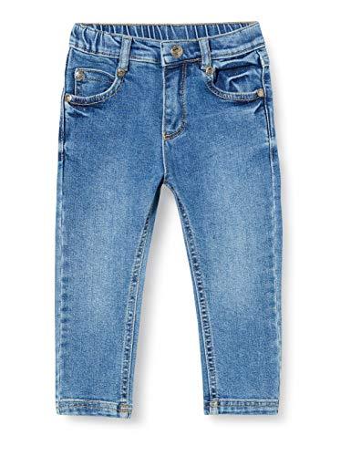 Bellybutton mother nature & me Baby-Jungen Hose Jeans, Blau (Blue Denim|Blue 0013), (Herstellergröße: 86)