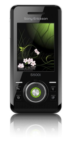 Sony Ericsson S500i Mysterious Green (Black) Handy