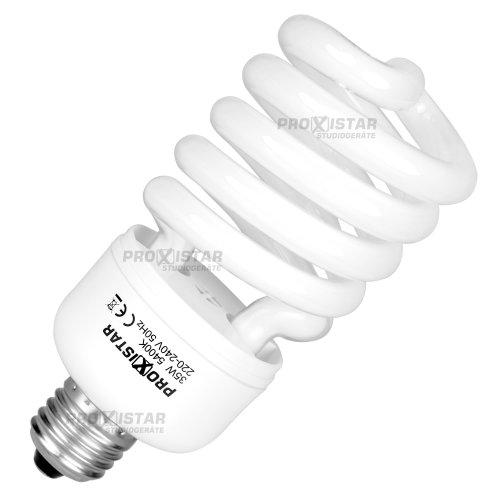 proxistar Spiral-Tageslichtlampe 35W, 5400K, E27