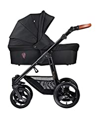 EUROPEAN LUXURY - The beautiful Venicci Gusto travel system combines versatility, elegance and contemporary European style to bring you and your family an all-in-one pram system designed to last over the years FREE ALL SEASON ACCESSORY PACKAGE - All ...