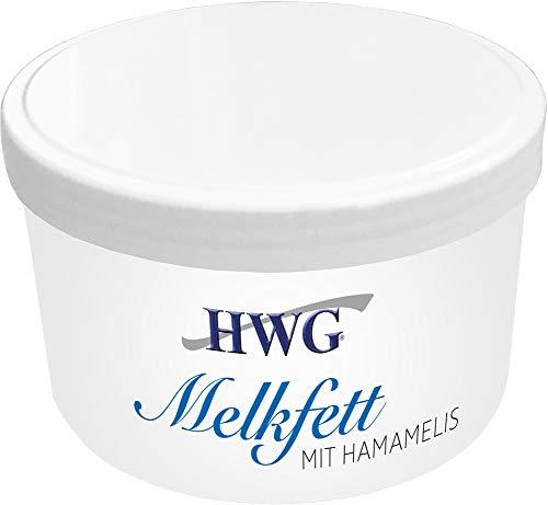 HWG Grasa para ordeñar con hamamelis, 250 ml