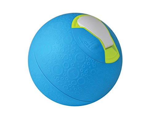 Yay Labs SoftShell Ice Cream Ball Blue, Pint Size