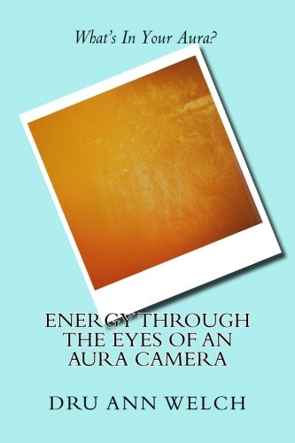 Energy Through the Eyes of an Aura Camera