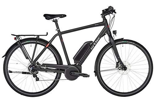 Ortler Zürich Black matt Rahmenhöhe 60cm 2019 E-Trekkingrad