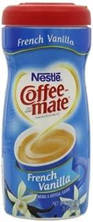 COFFEE MATE POWDERED CREAMER FRENCH VANILLA 15 OZ