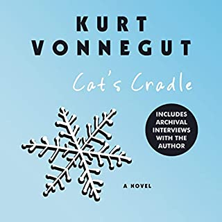 Cat's Cradle                   Written by:                                                                                                                                 Kurt Vonnegut                               Narrated by:                                                                                                                                 Tony Roberts                      Length: 7 hrs and 11 mins     9 ratings     Overall 3.8