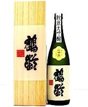 青木酒造 鶴齢 純米大吟醸 東条産山田錦37%精米720ml