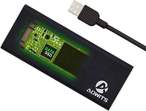 ADWITS USB 3.0 UASP a SATA NGFF M.2 2230/2242/2260/2280 Key