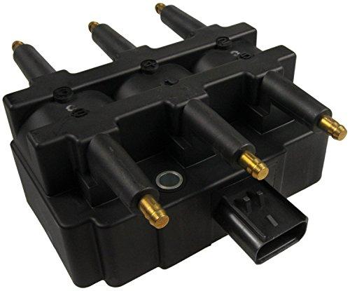 NGK U2057 (48695) Ignition Coil for Distributorless Ignition System
