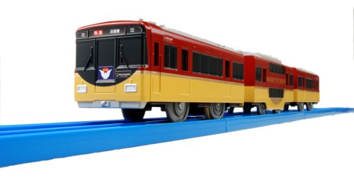 S-59 Keihan 8000 Express (Tomica PlaRail Model Train) [Toy] (japan import)