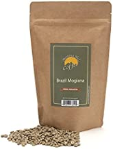 5 Pounds Brazil Mogiana Green Unroasted Coffee Beans