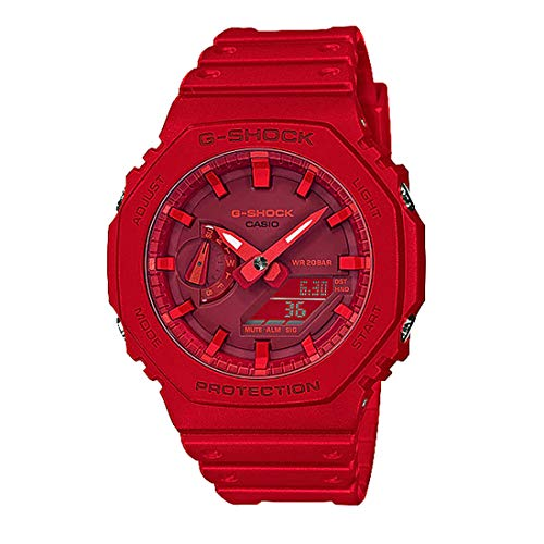 G-Shock GA-2100-4A Red One Size