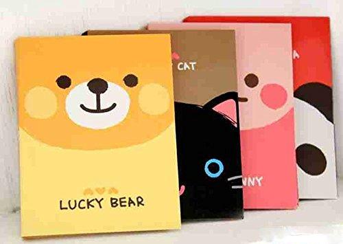Bloc de Notas con Caricaturas para decorar Cuadernos,...