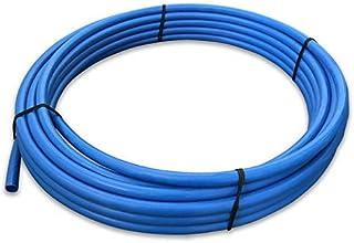Tubo de aire comprimido DRPAB 2825-R, diámetro exterior 28 mm, diámetro interior 23 mm, azul, poliamida (PA)