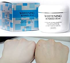 Lightening Blanqueamiento Crema Activa crema 100G moistur coreano cosméticos jigott