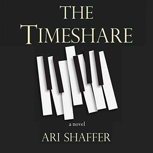 The Timeshare audiobook cover art
