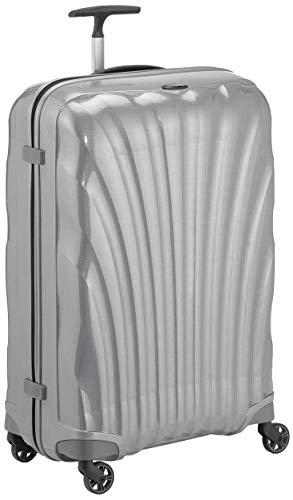 [サムソナイト] スーツケース キャリーケースコスモライト スピナー75 保証付 94L 75 cm 2.6kg シルバー