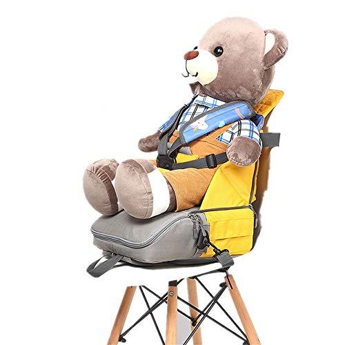 Backpack Harness Borsa for Sedia da Pranzo for Bambini Borsa for Mummia Portatile Multifunzione Baby Home out Sicurezza Seggiolino Auto for Bambini Cablaggio del Bambino Zaino