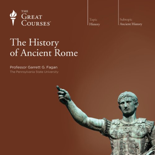 The History of Ancient Rome Titelbild