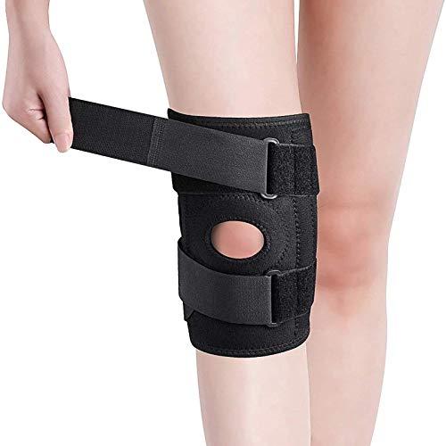 Soporte para rodilleras ACL,LCL,MCL,desgarro de menisco, artritis, dolor de tendinitis.