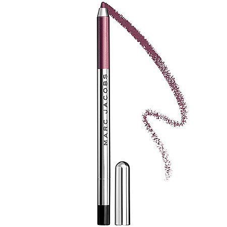 Highliner - Gel Crayon Marc Jacobs Beauty 0.1 Oz Jazz (Berry) - Raspberry Purple with Shimmer | NEW