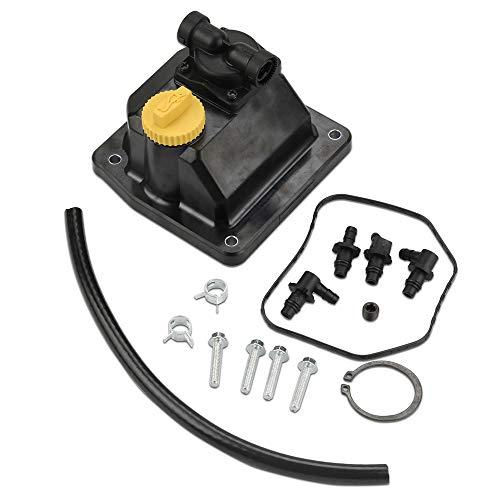 Kaymon 2455910-S Fuel Pump Kit for Kohler CH20-64535 CH18-62561 CH18GS-62608 CH18S-62577 CH25GS-68617 CH22S-66528 CH730-0151 25HP CH18-CH25 CH620-CH752 ECH630-ECH749 Replace 24 559 08-S 24 559 02-S