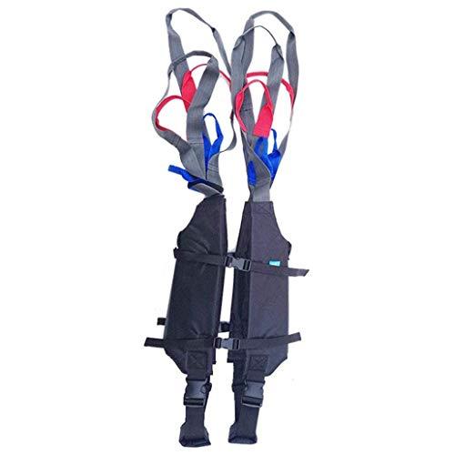 Z-SEAT Eslinga para elevación de Pacientes, Eslinga de Cuerpo Entero, Cinturón de Transferencia para el Paciente Sentado, Eslinga de Transferencia para Trabajo Pesado Eslin