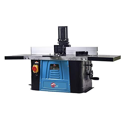 Leman - Fresadora estacionaria (40 mm, 1500 W)