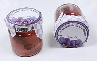 comprar comparacion Mermelada Artesanal Pétalos de Violeta,40grs-5 cms X 4,50 cms, 1 UNIDAD