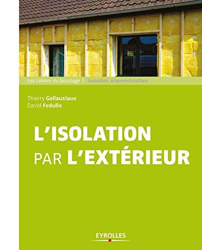 Lisolation par lextérieur