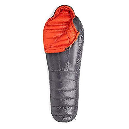 XHAEJ Bolso para Dormir, Saco de Dormir con el Saco de Dormir Ligero Ligero liviano liviano para Acampar Alpinismo,luz