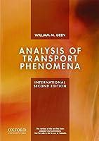 Analysis of Transport Phenomena (Topics in Chemical Engineering)