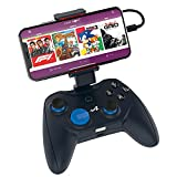Rotor Riot Controller for iOS Alpine F1 Team   Compatible with iOS/iPhone Devices via Lightning Cable, Apple Arcade, L3 and R3 Buttons, Works with 1000+ App and Arcade, No Latency, No Battery