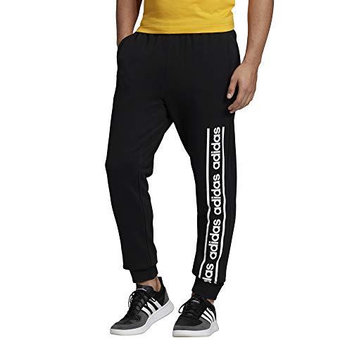 adidas M C90 BRD Pant Herrenhose XL schwarz/weiß