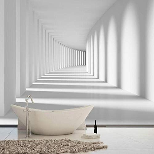 3D vliesbehang foto vlies premium fotobehang Space Murals abstract bank achtergrond 3D fotobehang voor woonkamer achtergrond 200*140 200 x 140 cm.